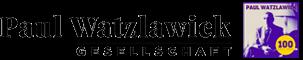 Paul Watzlawick Gesellschaft